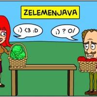 2. vseslovenska Zelemenjava | 17. maj