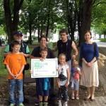 Chelsea Fringe Ljubljana 2014 – Hoja za vodo