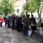 Chelsea Fringe Ljubljana 2014 – otvoritev festivala