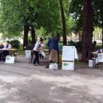 Chelsea Fringe Ljubljana 2014 – Volk sit, koza cela