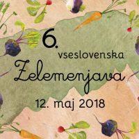 6. vseslovenska Zelemenjava | 12. maj